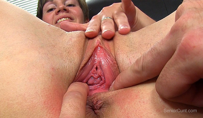SeniorCunt.com - the best old pussy