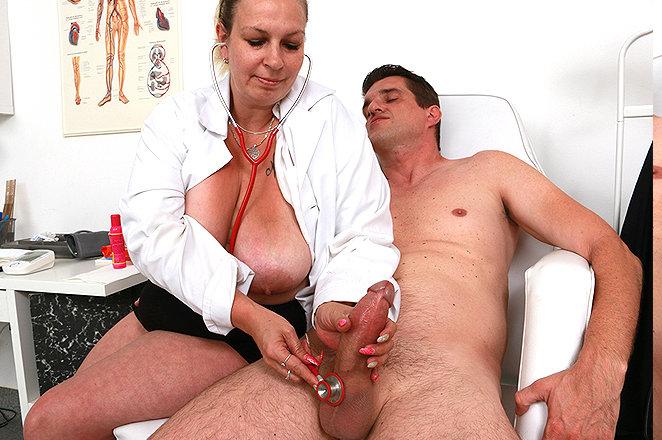 Sexy lady doctor Blanka S