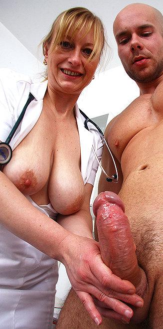 Milf doctor Gabina F