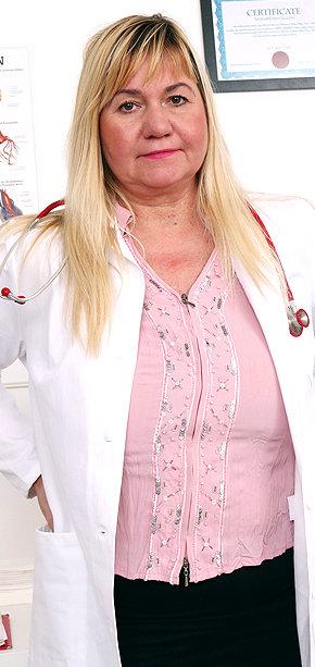 Sexy nurse Irma