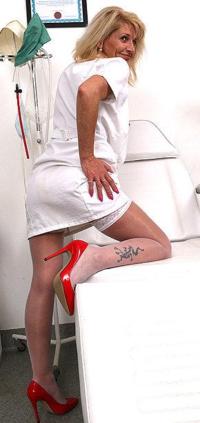 Sexy nurse Ivona
