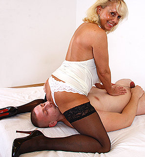 Black mistress sits on white guys face 10