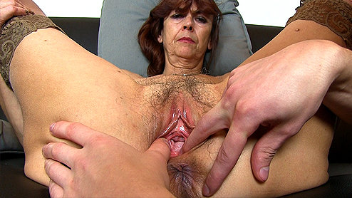 Denisa wide open pussy gaping closeups gyno tool 7