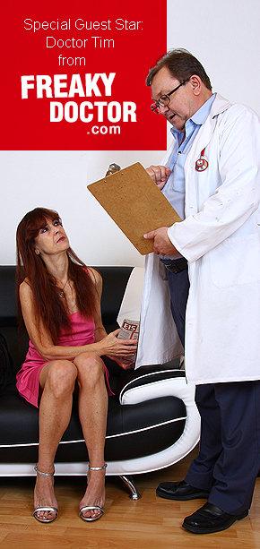 Sexy nurse Lada
