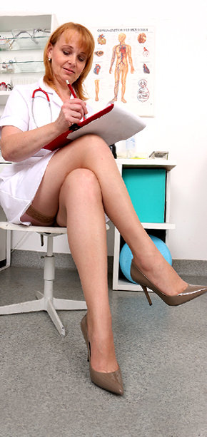 Hot milf doctors x video