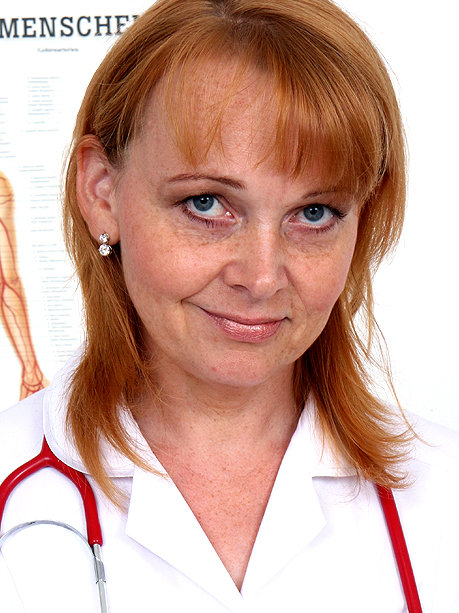 Hot female doctor Marg H