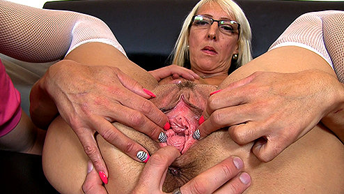 Fatty big tits czech stella fox physical and gyno exam 7