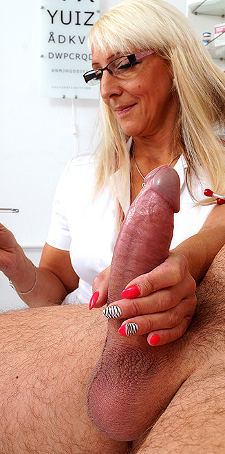 Milf doctor Marketa