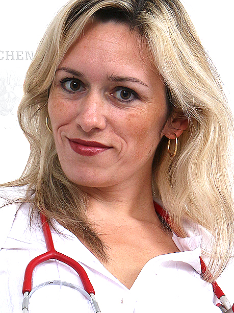Hot female doctor Retta C
