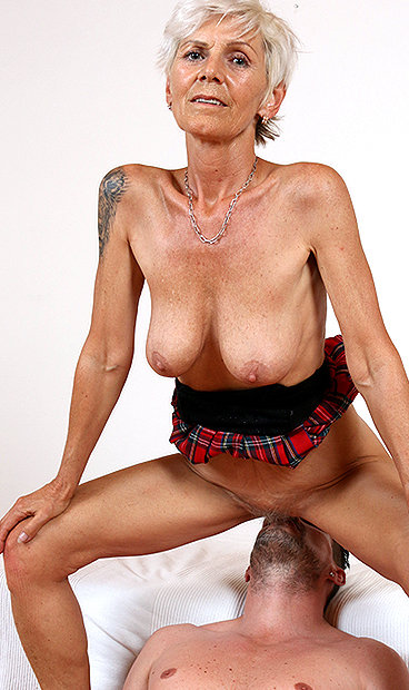 mature amateur Hot video woman