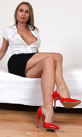 heels hot czech porn