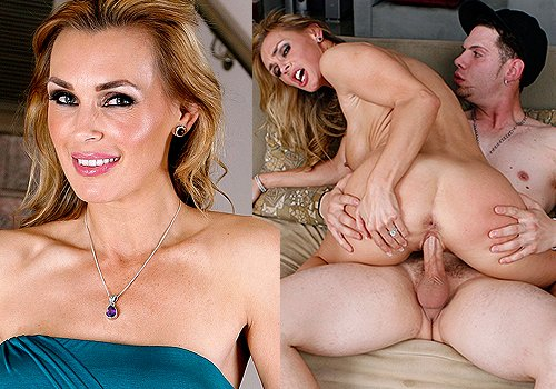 Tanya Tate at TurboMoms.com