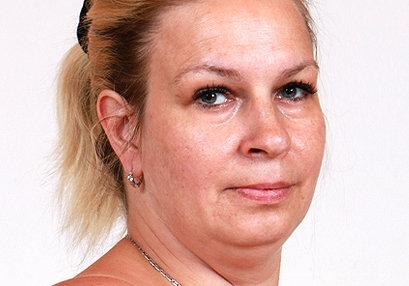 Sexy milf doctor Blanka S at SpermHospital.com