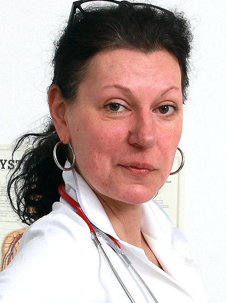Hot female doctor Bojana K