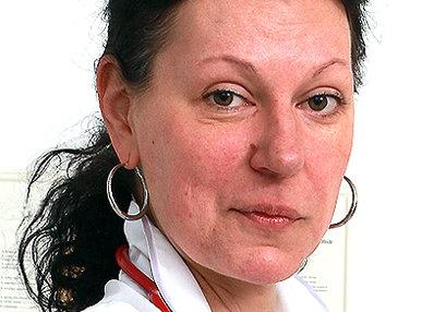 Sexy milf doctor Bojana K at SpermHospital.com