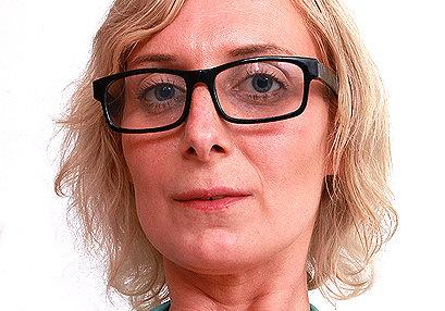 Sexy milf doctor Christa C at SpermHospital.com