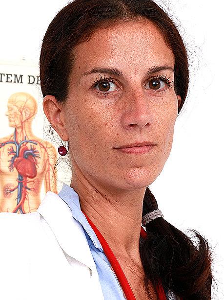 Hot female doctor Danuta V