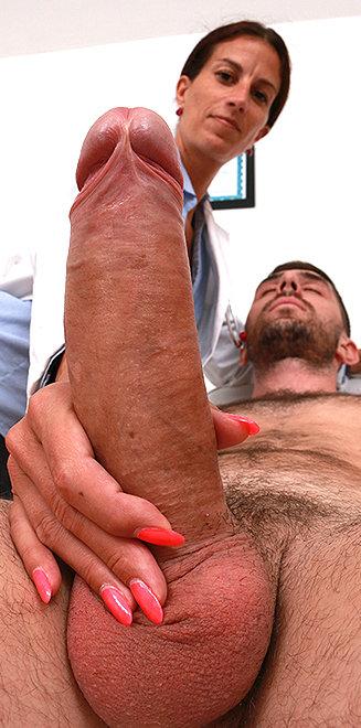 Milf doctor Danuta V