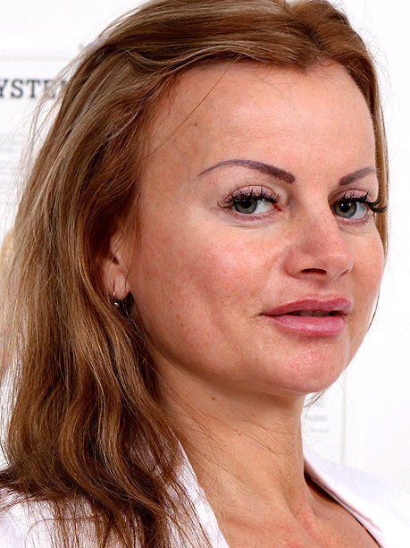 Hot female doctor Denisa M