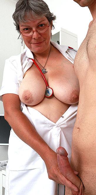 Milf doctor Doris W