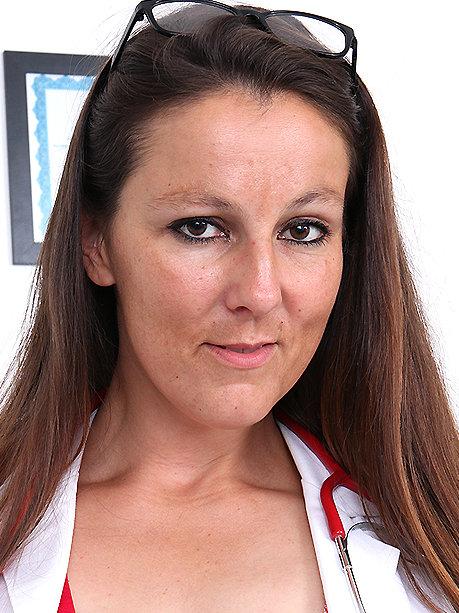 Hot female doctor Ella B