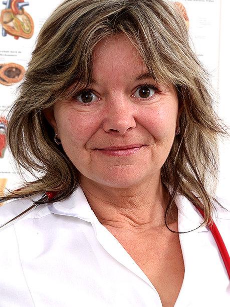 Hot female doctor Frida C