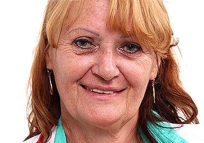 Sexy milf doctor Glenda M at SpermHospital.com