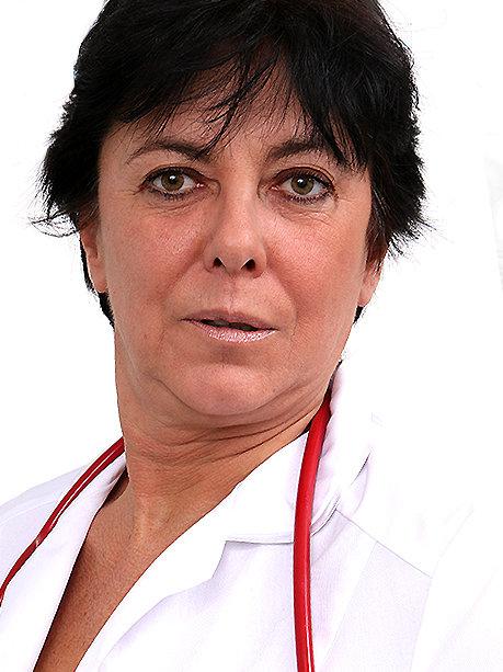 Hot female doctor Hilda C