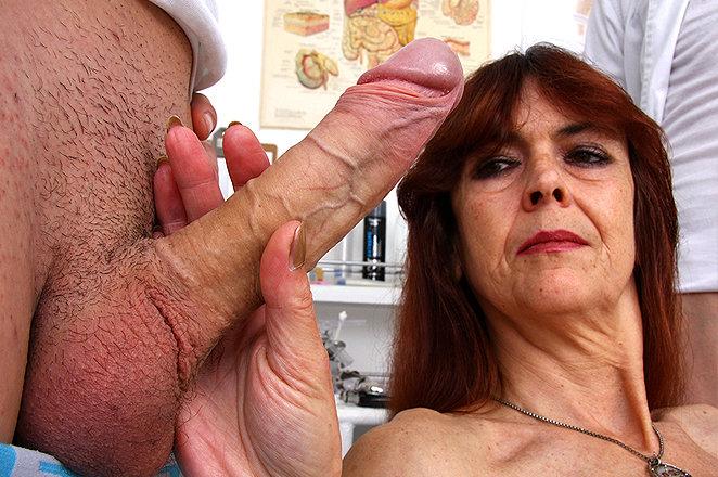 Haarige Scheide Sexmaschine Cumshot