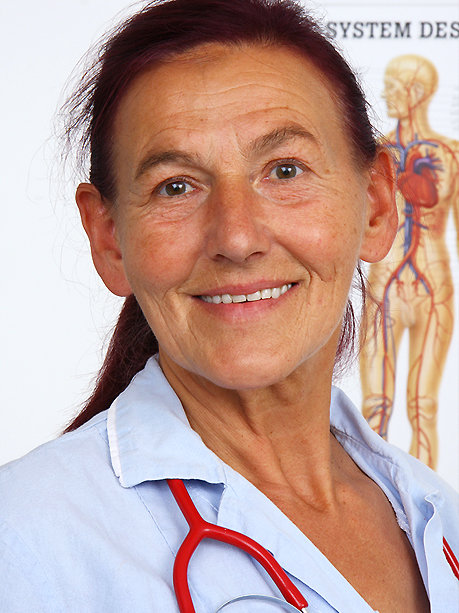 Hot female doctor Linda B