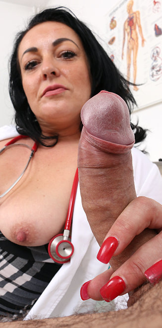 Milf doctor Marcia M