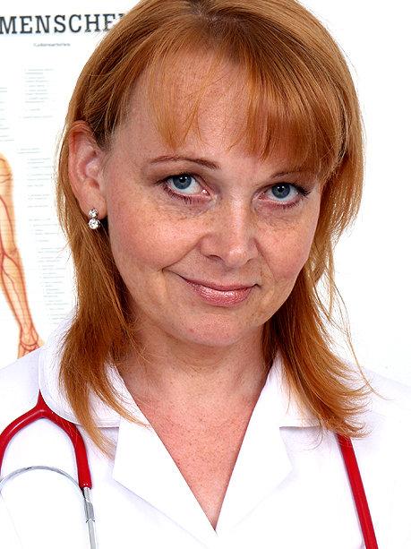 Hot female doctor Marg H