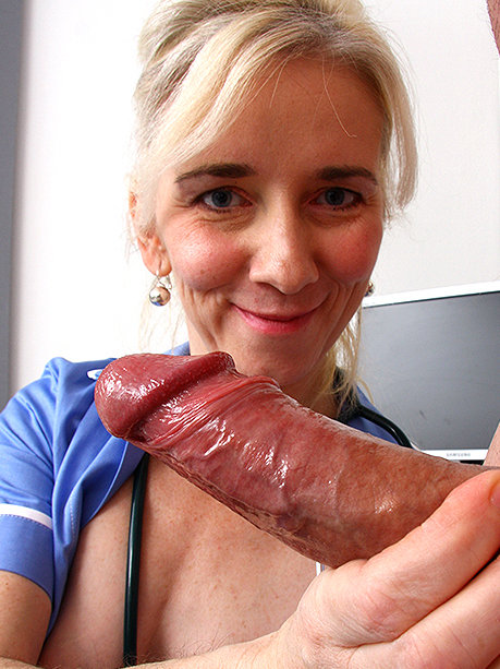 Hot female doctor Maya C