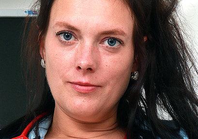 Sexy milf doctor Pippa B at SpermHospital.com