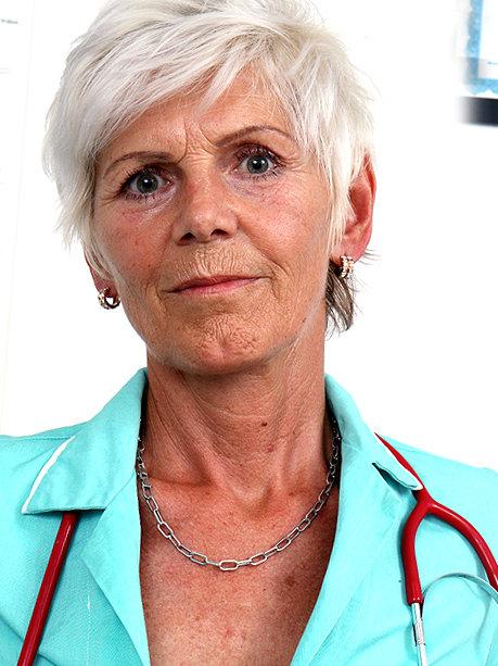Hot female doctor Ruta M
