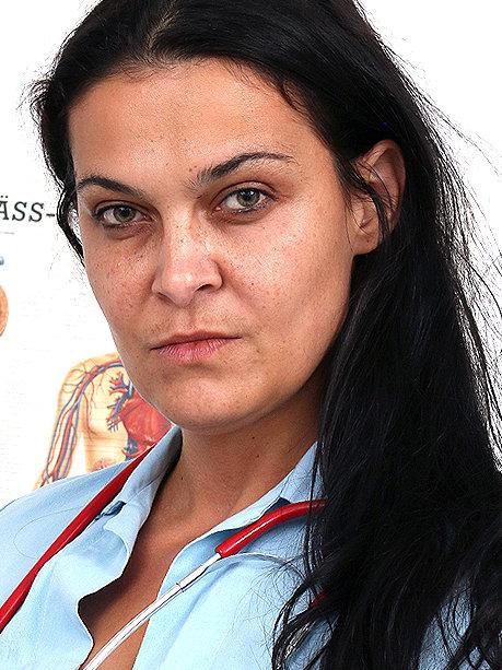 Hot female doctor Samira F