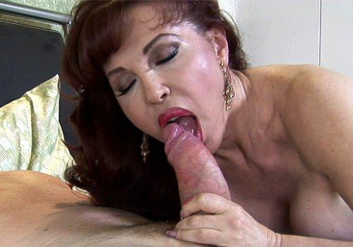 Sexy Vanessa at TurboMoms.com