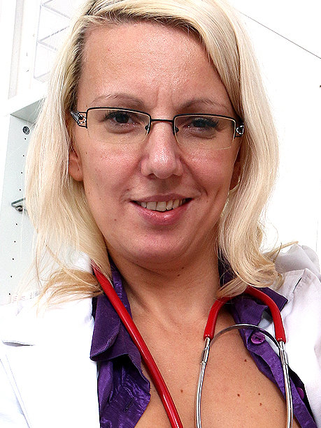 Hot female doctor Sima C