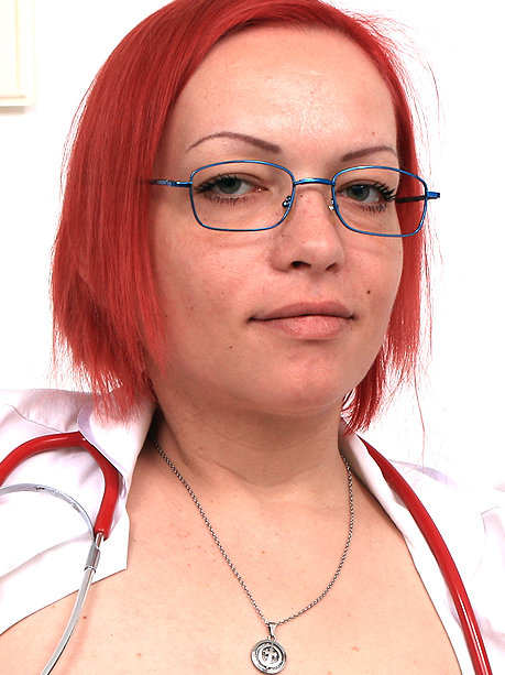 Hot female doctor Tina T