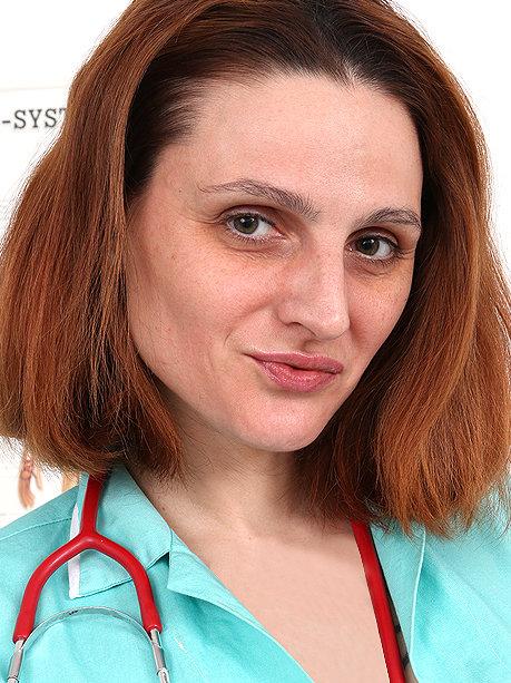 Hot female doctor Tora M
