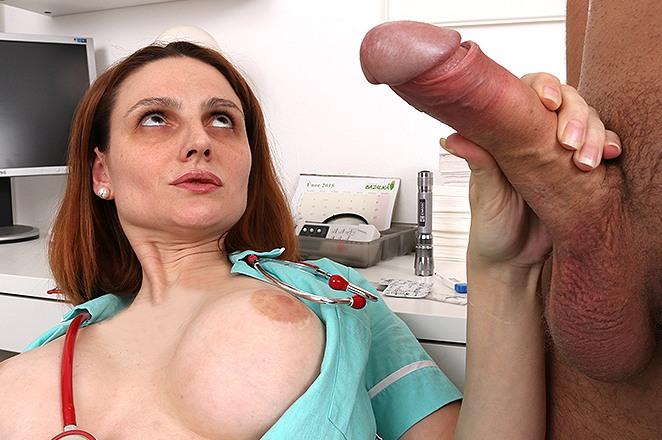 Sexy lady doctor Tora M